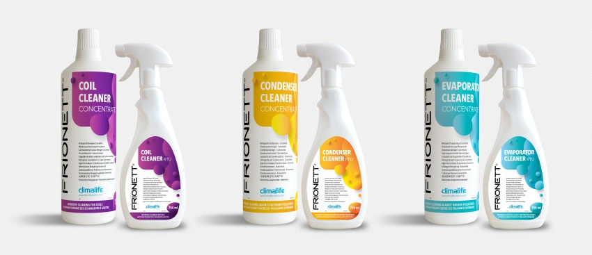 hvac cleaning ancillary products europe EU