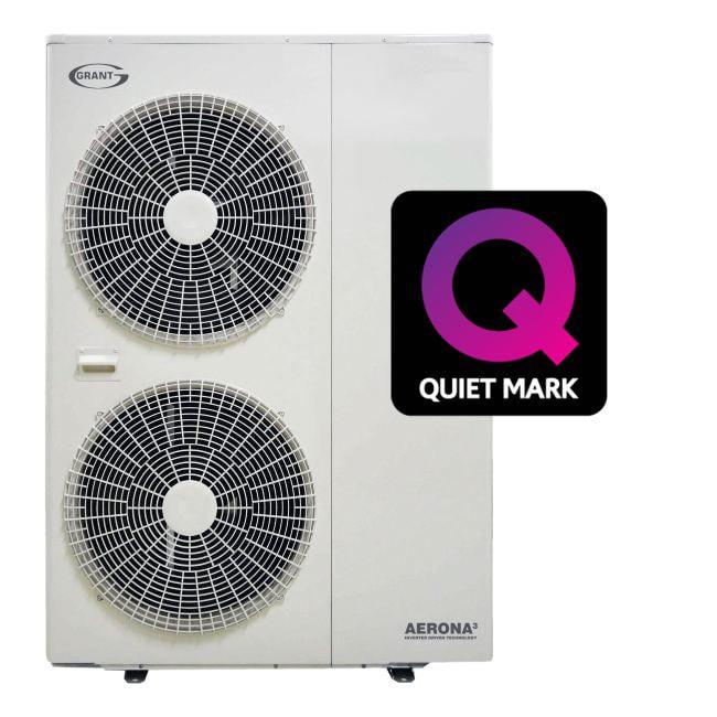 air source heat pump low noise r32 refrigerant