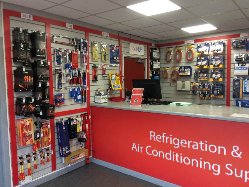 wholesale tools distribution air conditioning refrigeration