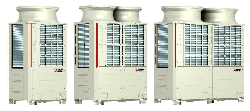 r32 refrigerant hybrid vrf