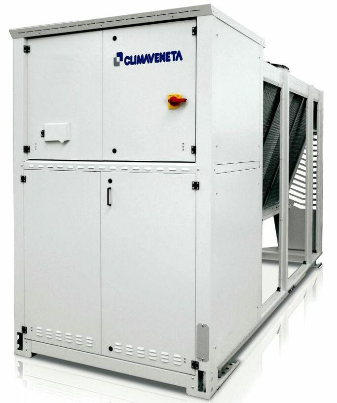 inverter chiller air conditioning