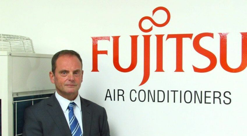 chiller vrf air conditioning fujitsu