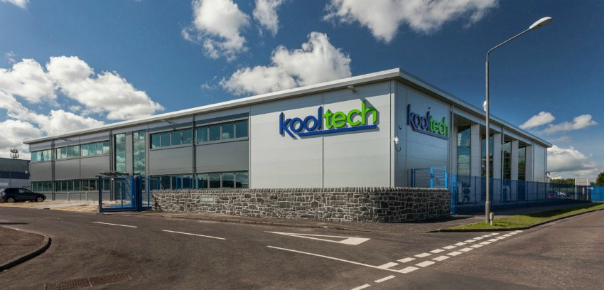 kooltech glasgow refrigeration air conditioning