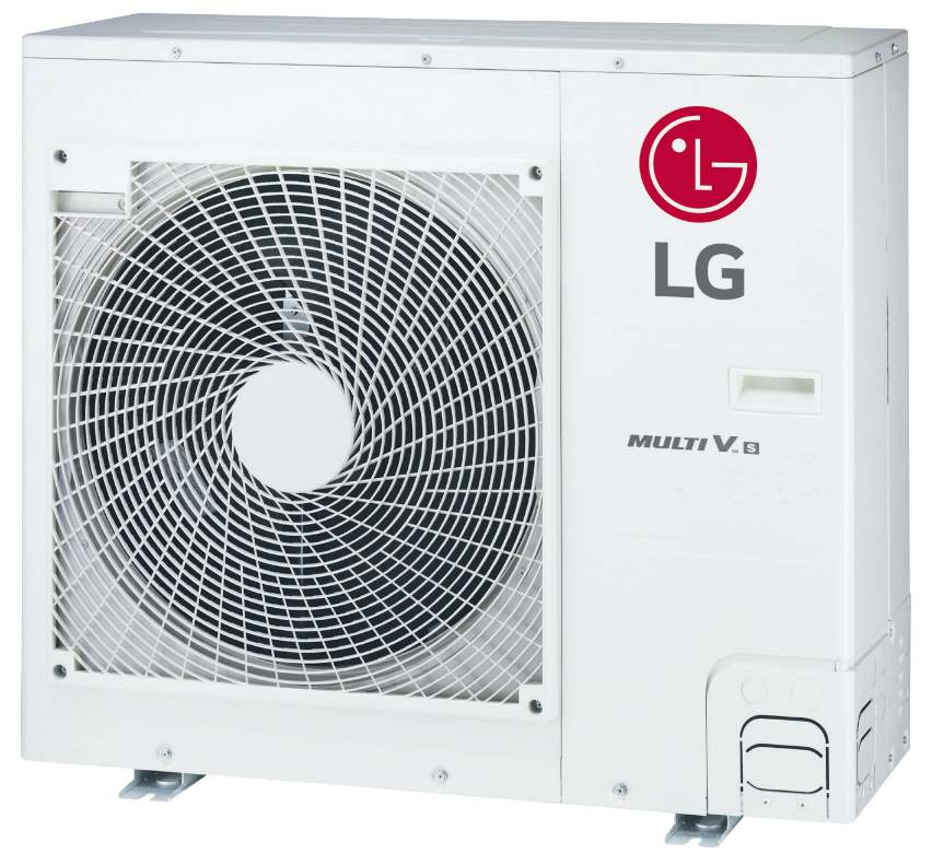 LG R32 compact VRF air conditioning