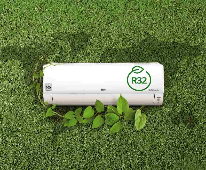 LG air conditioning r32 refrigerant flammable A2L FETA