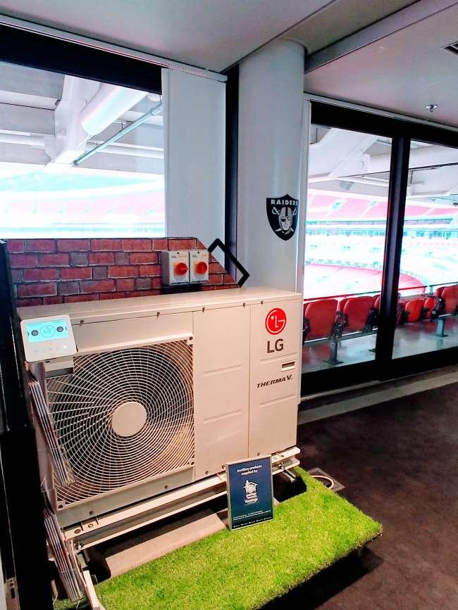 r32 monoblock air water heat pump refrigerant