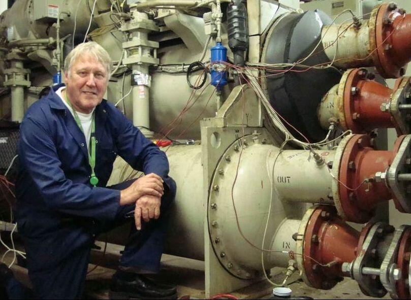 IOR president refrigeration air conditioning heat pumps