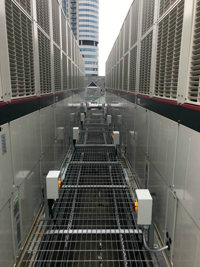 modular chillers energy efficiency air conditioning cooling