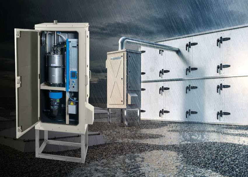 ventilation dehumidification humidifier outdoor