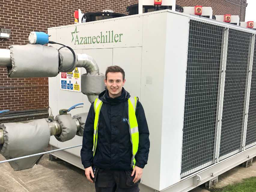 industrial refrigeration engineer apprentice