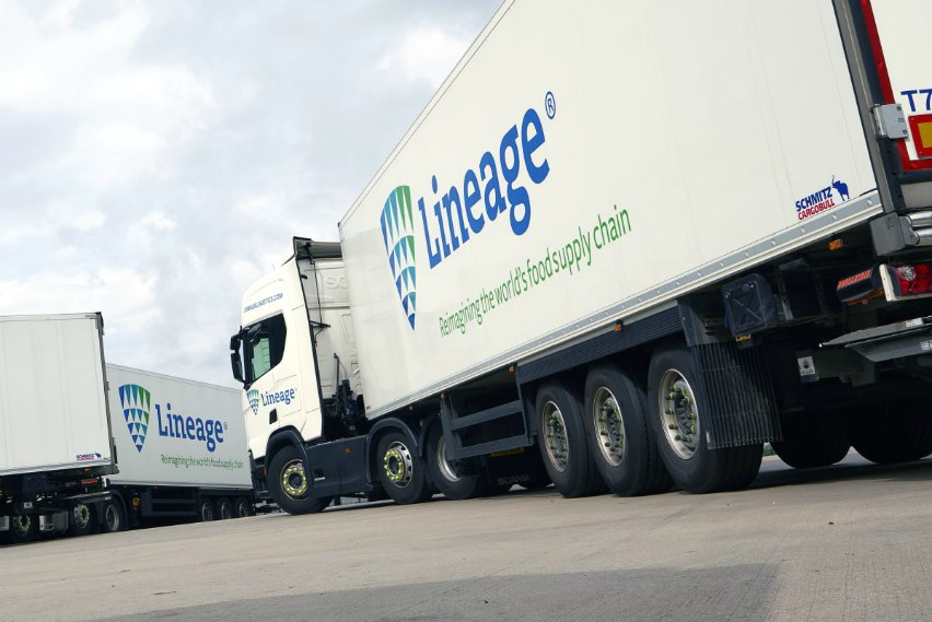 transport refrigeration cold chain logistics trailer transport