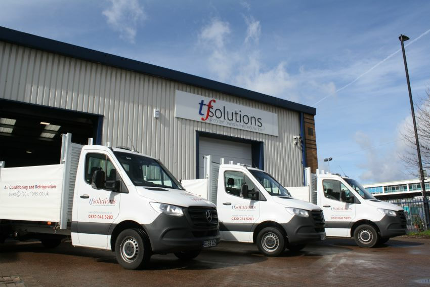air conditioning refrigeration wholesale distribution bristol