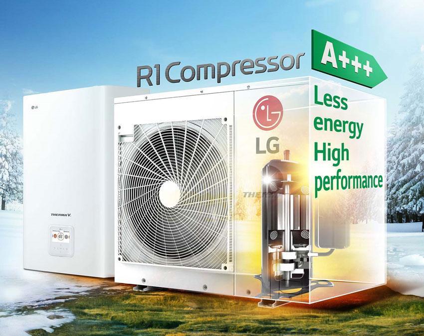 LG R32 split system air conditioning refrigerant