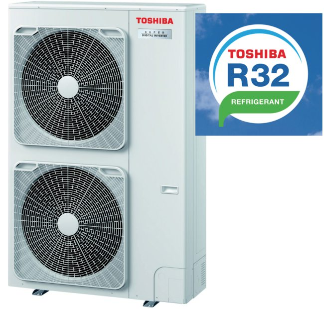 split system air conditioning acr digital inverter r32 refrigerant