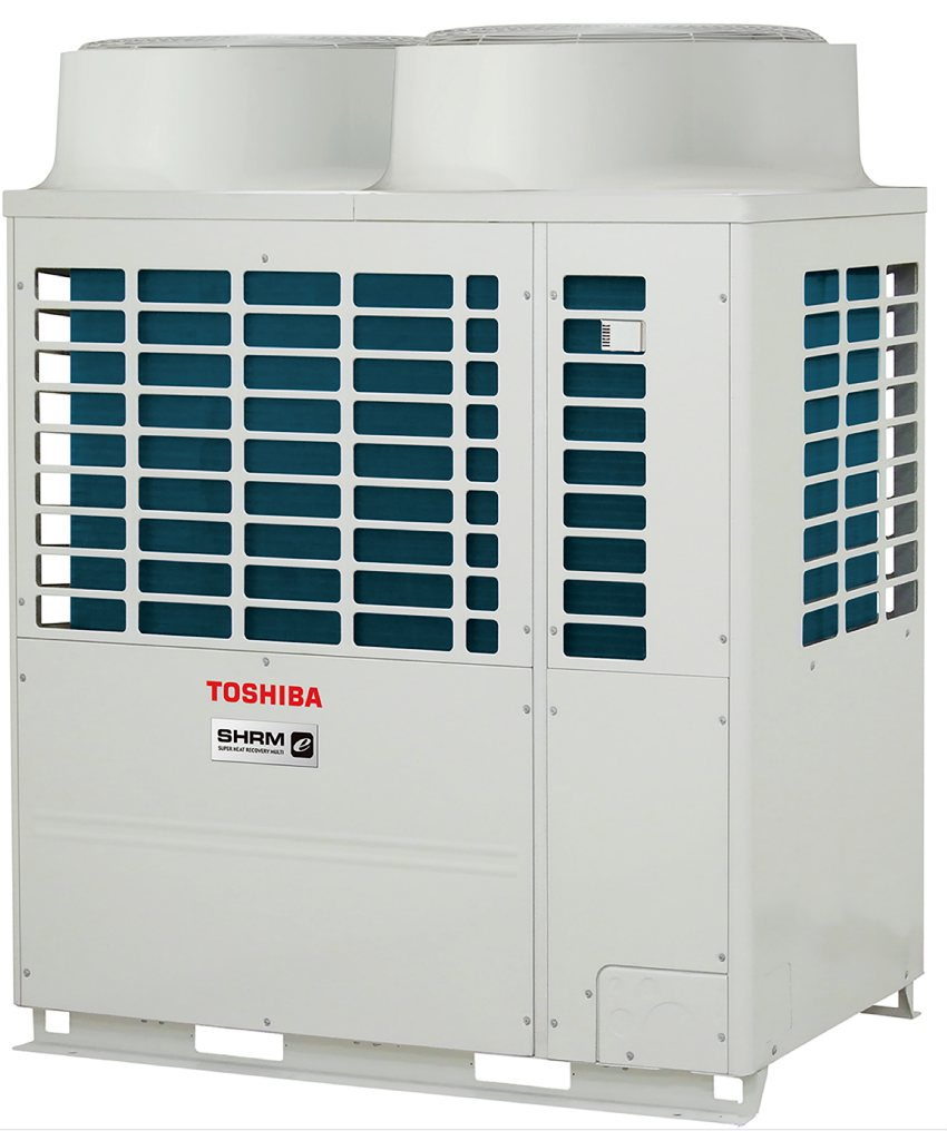 air conditioning heat recovery vrf toshiba mercedes-benz