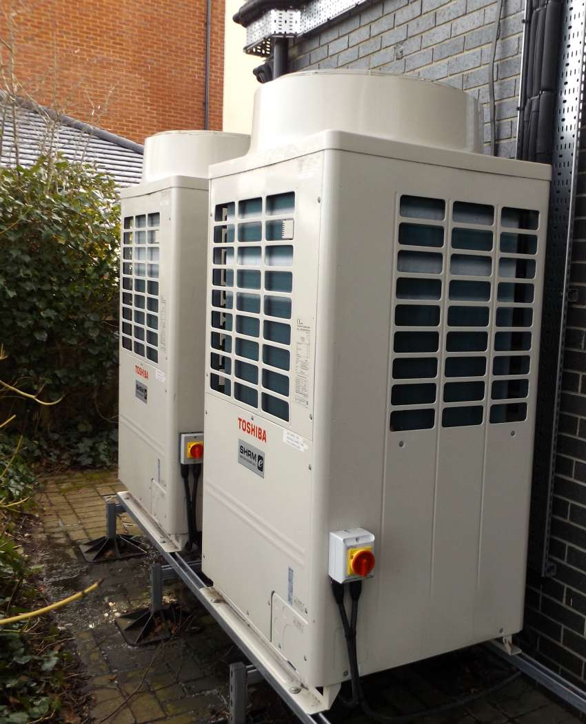 air conditioning vrf heat recovery