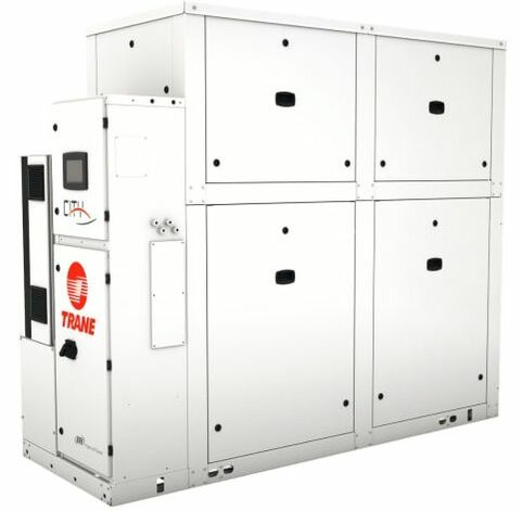 chiller heat pump compact cooling process commercial industrial