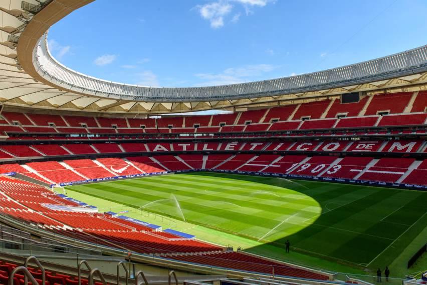 Wanda Metropolitano Madrid liverpool tottenham champions league final 2019