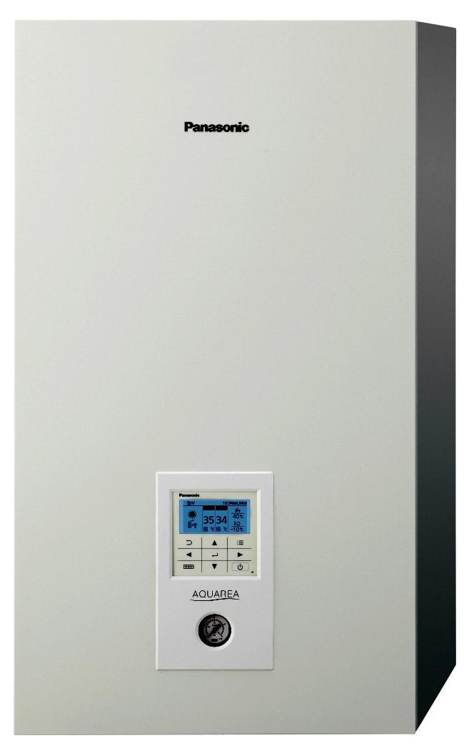 air source heat pump air to water renewable panasonic Aquarea