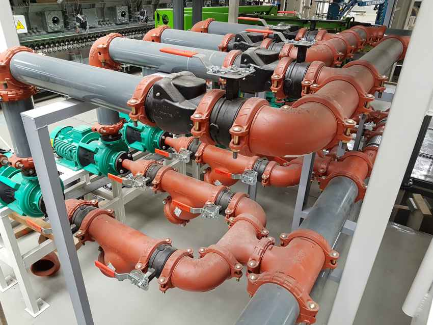 pipe joining manufacturing cooling industrial benteler automotive