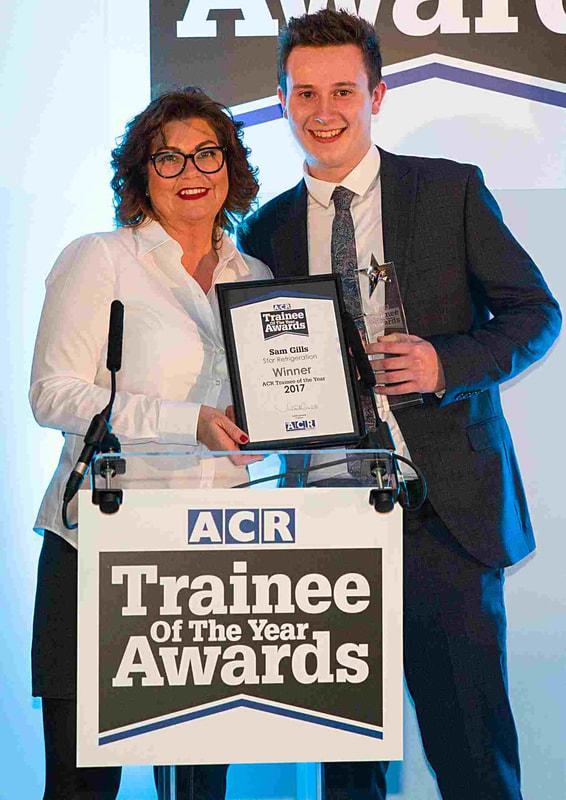 trainee apprentice refrigeration award