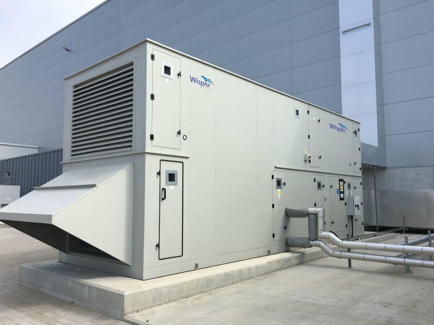 air conditioning air handling unit AHU