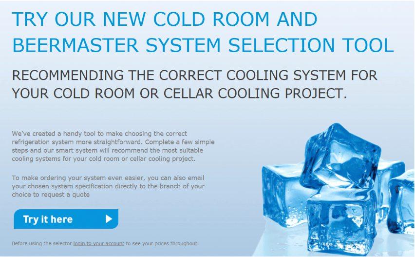 refrigeration selector engineer