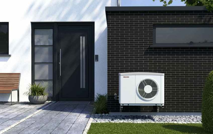 air source heat pump classic launch new stiebel eltron