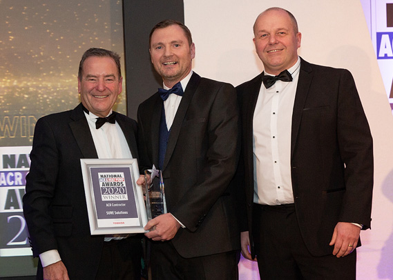 SURE Solutions, ACR Contractor of the Year