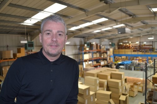 TF Solutions MD Andy Cherrill
