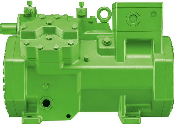 Ecoline reciprocating compressors from BITZER