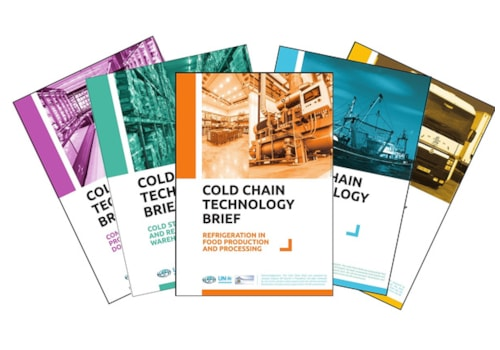 The Cold Chain Technology Briefs are now available in French and Spanish, as well as English