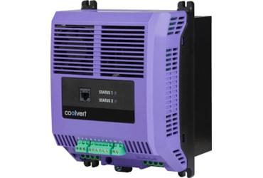 The new Coolvert from Invertek Drives
