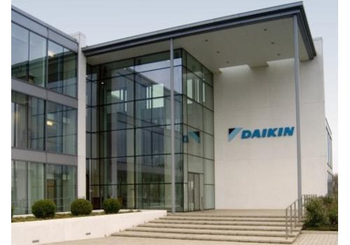 Daikin Airconditioning UK, based in Weybridge, employs more than 300 people