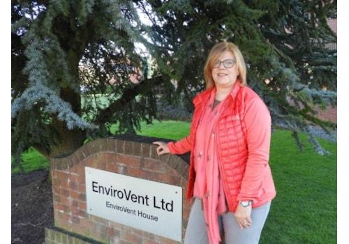 Jane McLean of EnviroVent
