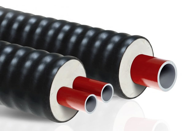 The new Flexalen PU pipes from Flexenergy