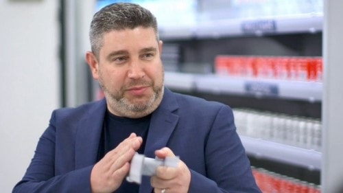 Paul McAndrew, CEO of Aerofoil Energy
