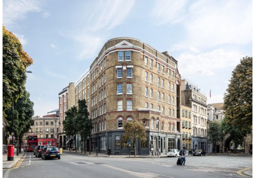 Pennybank Chambers in Clerkenwell has had an underfloor air conditioning system installed
