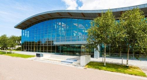 The Priva Campus in De Lier, Netherlands