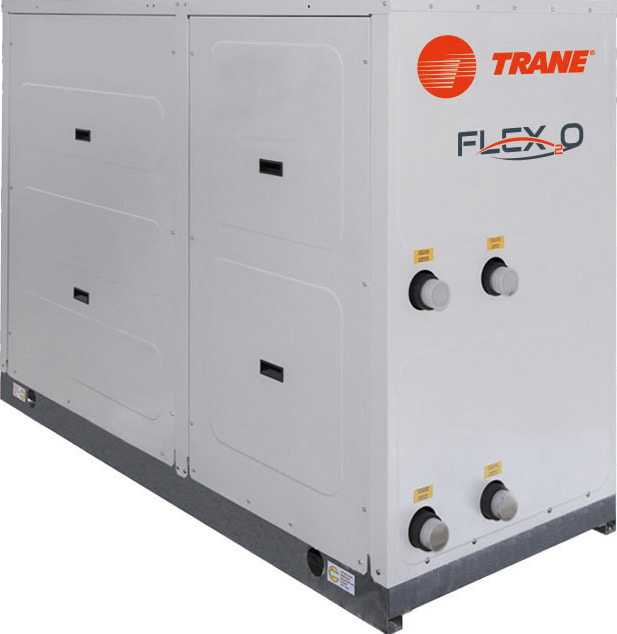 Trane says the range has been designed for maximum energy efficiency
