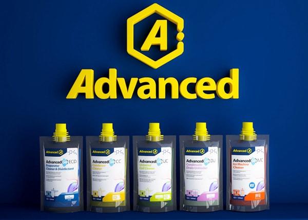 The new AdvancedGel range
