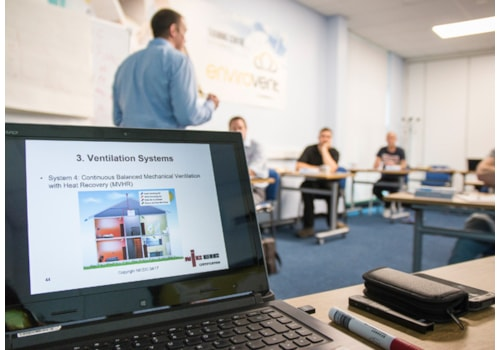 EnviroVent's ventilation CPD has been accredited by CIBSE