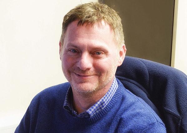 Craig Wells of Williams Refrigeration