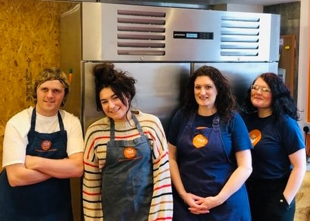 The Feed in Norwich will use the donation as a community fridge