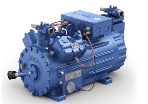 The HGX44e CO2 compressor from GEA Bock