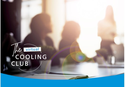 The GEA 'Virtual' Cooling Club webinar is on May 28