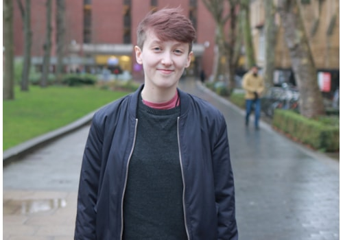 Melissa Pace is the third student to be awarded the Alasdair Sinclair Scolarship
