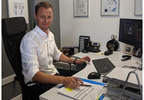 Nathan Wood of BESA