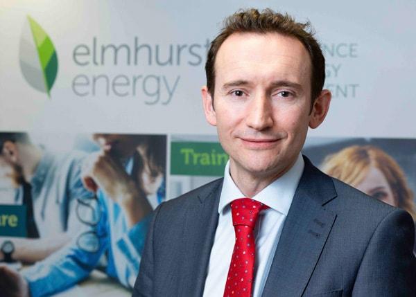 Stuart Fairlie of Elmhurst Energy