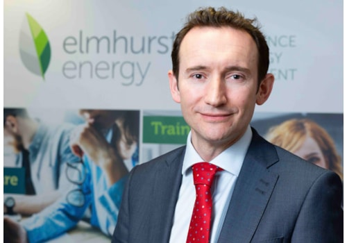 Stuart Fairlie of Elmhurst Energy